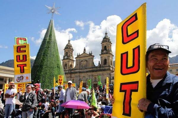 Image Result For Marchas En Bogota Hoy